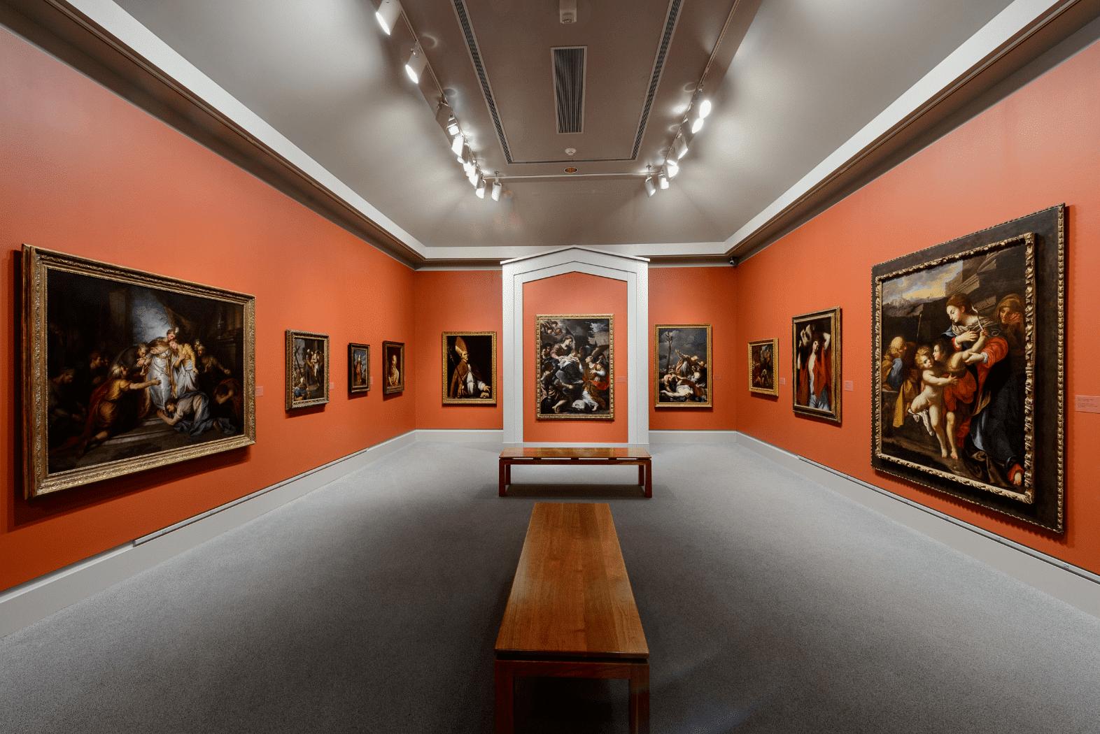 Harris Gallery of Baroque Art