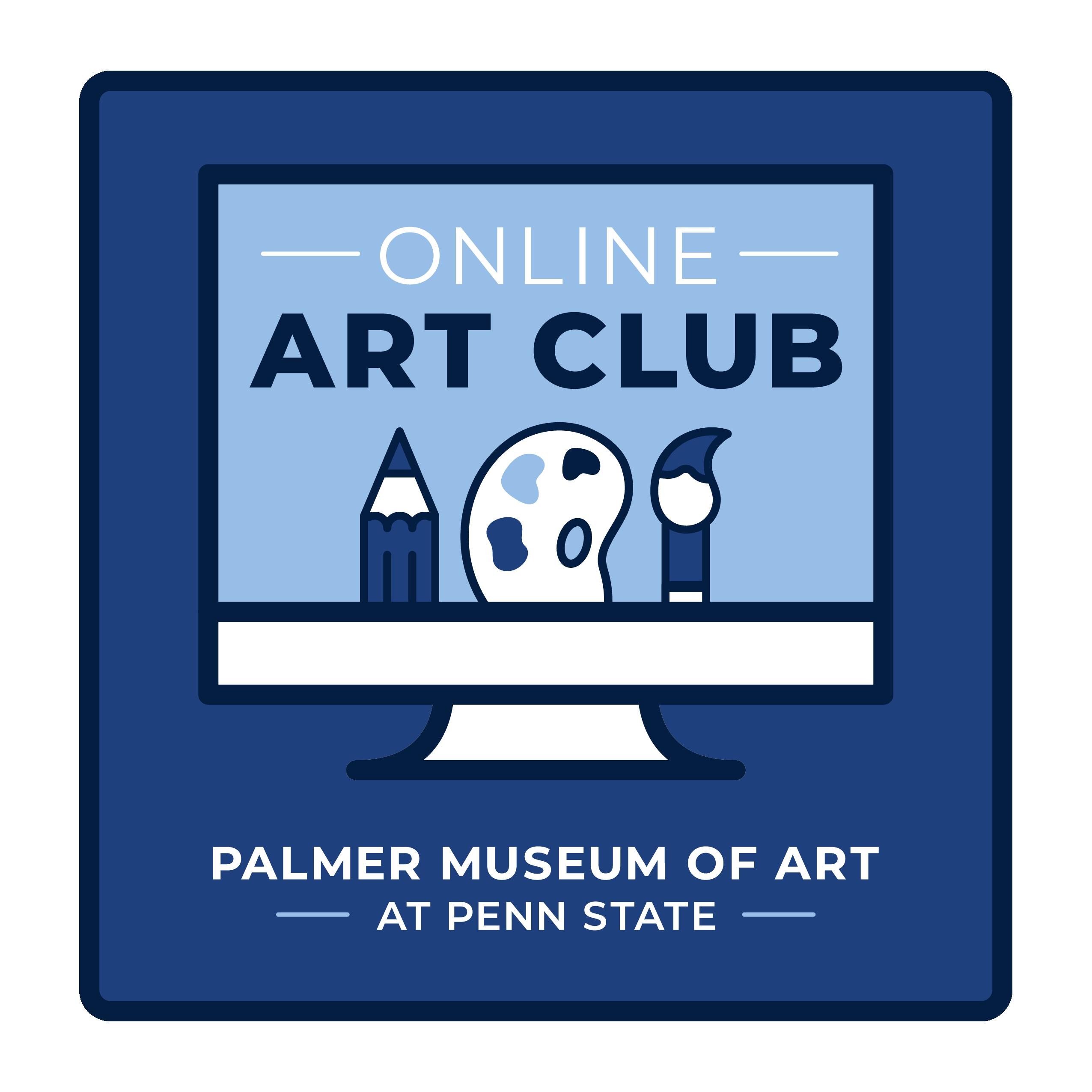 Online Art Club logo