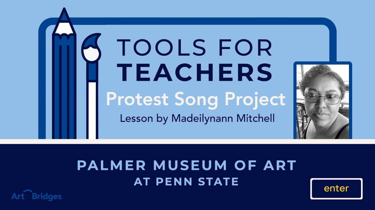 Tools for Teachers - Protest Song
