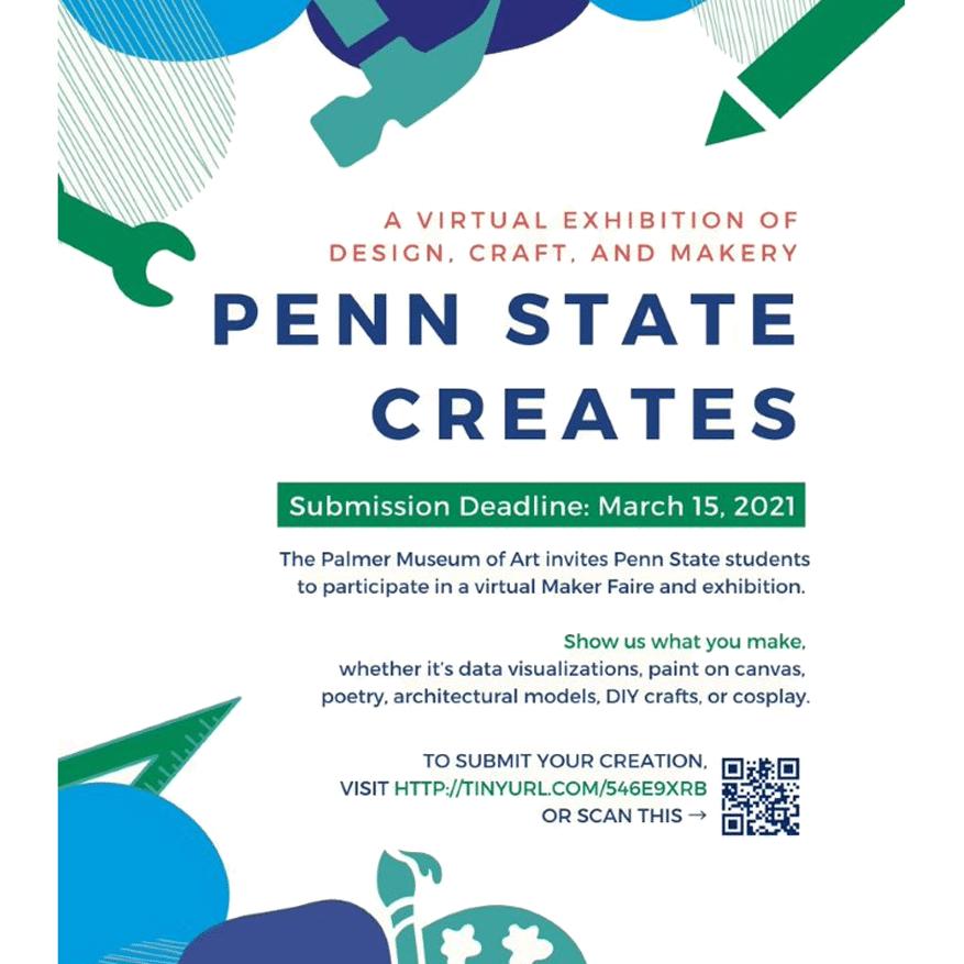Penn State Creates