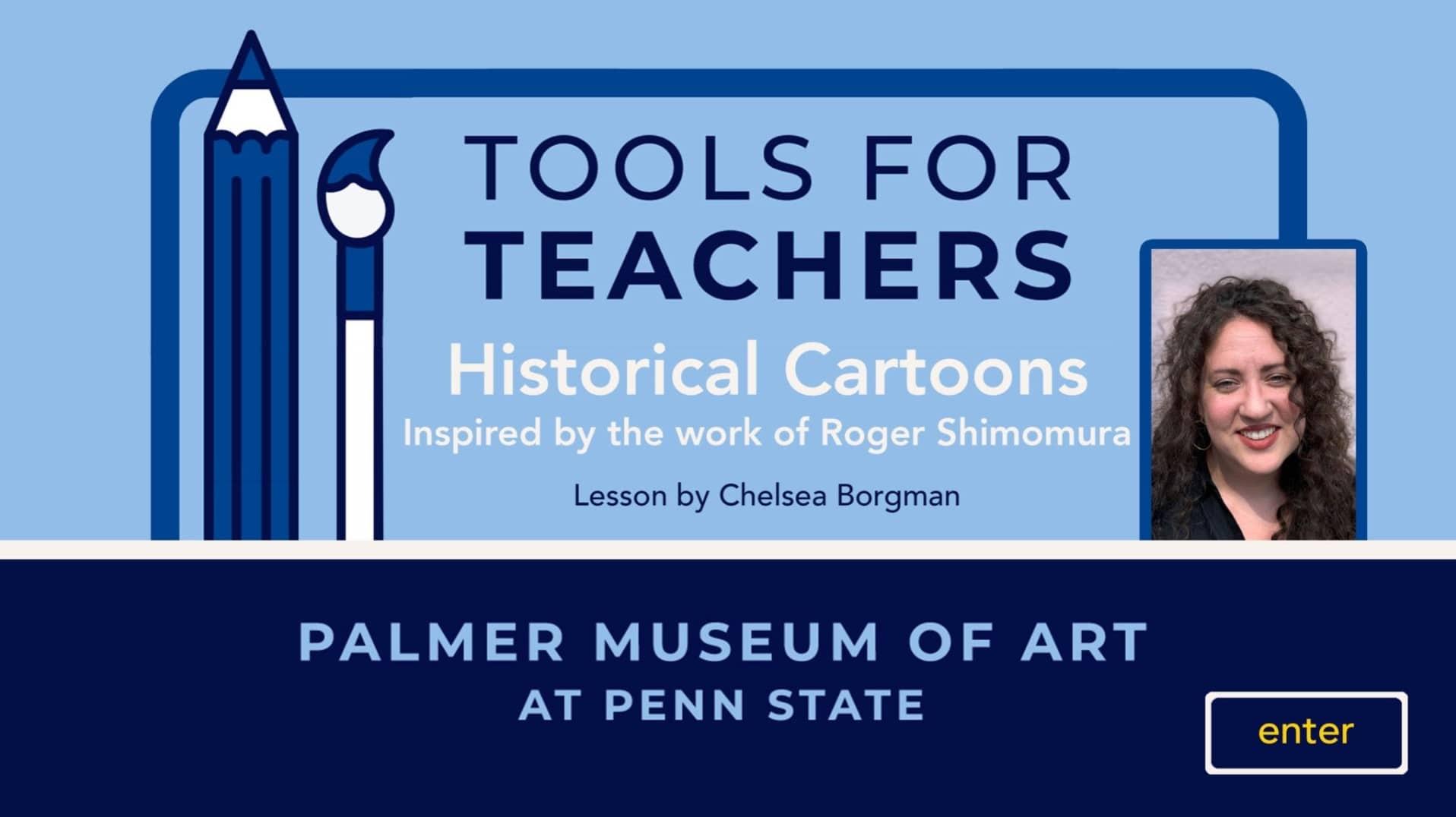 Tools for Teachers: Historical Cartoons